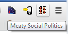 Meaty Social Politics